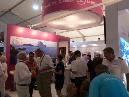 Balearic Yacht Destination exceedes expectations at the Monaco Yacht Show 2017